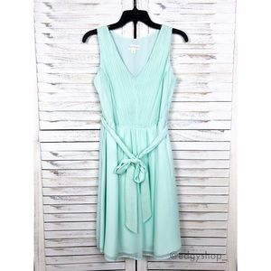 [Tevolio] Chiffon V-Neck Bridesmaid Dress